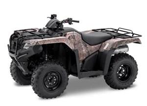 Honda TRX® 420 Rancher® Camo 2018
