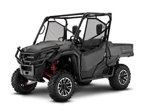 Honda Pioneer™ 1000 Deluxe LE Trail Package 2018
