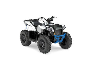 Polaris Scrambler® 850 White Lightning 2017