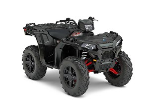 Polaris Sportsman XP® 1000 Stealth Black 2017