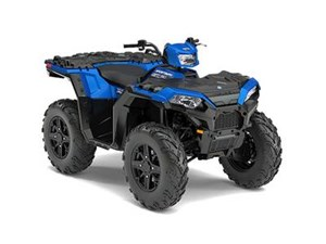 Polaris Sportsman® 850 SP Radar Blue 2017