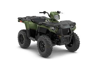 Polaris Sportsman® 570 EPS Sage Green 2018