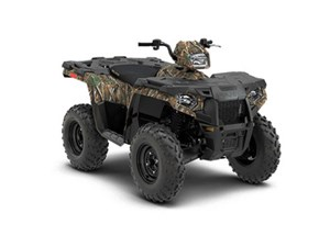 Polaris Sportsman® 570 EPS Polaris Pursuit® Camo 2018