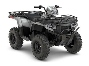 Polaris Sportsman® 570 EPS Utility Edition Ghost 2018