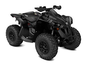 Can-Am Renegade® X® xc 1000R Triple Black 2017
