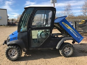 New Holland 120 UV Diesel - 2 or 4-person 2015