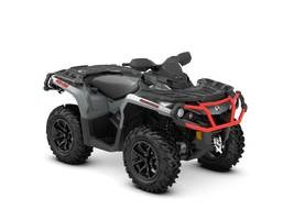 Can-Am Outlander™ XT™ 850 Brushed Aluminum & Ca 2018