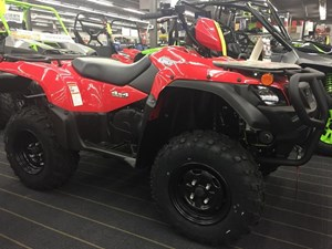 Suzuki KingQuad 500AXi Power Steering Special E 2018