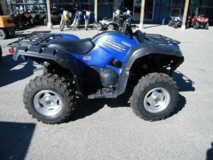 Yamaha Grizzly 700 4x4 2010