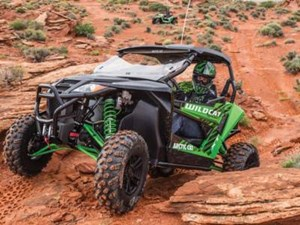 Arctic Cat Wildcat Sport XT 2016
