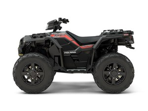 Polaris Sportsman® 850 SP Matte Titanium 2018