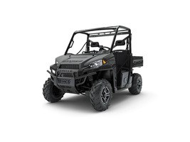 Polaris Ranger XP® 900 EPS Matte Titanium Metall 2018