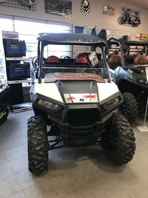 Polaris RZR® 900 EPS White Lightning 2018