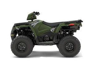 Polaris Sportsman® 450 H.O. Sage Green 2018