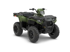Polaris Sportsman® 570 EPS Sage Green 2018