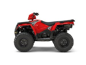 Polaris Sportsman® 570 Indy Red 2018