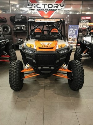 Polaris RZR XP® Turbo EPS Ghost Gray 2018