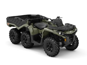 Can-Am Outlander™ 6x6 DPS™ 650 2018