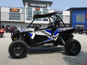 Polaris RZR XP® 1000 EPS White Lightning With Re 2017