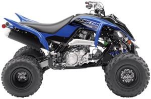 Yamaha Raptor 700R 2018
