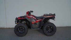 Polaris Sportsman XP® 1000 Havasu Red Pearl 2018