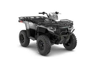 Polaris Sportsman® 450 H.O. Utility Edition Ghos 2018