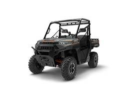 Polaris Ranger XP® 1000 EPS Matte Titanium Metal 2018