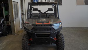Polaris Ranger XP® 1000 EPS Matte Titanium Metal 2018
