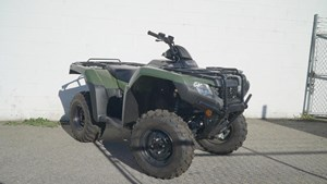 Honda TRX420 Rancher DCT IRS EPS 2018