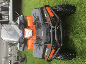 Polaris Sportsman 2012