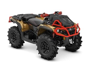 Can-Am Outlander™ X® mr 1000R Gold, Black & Can 2019
