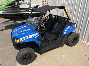 Polaris RZR® 170 Voodoo Blue Limited Edition 2015
