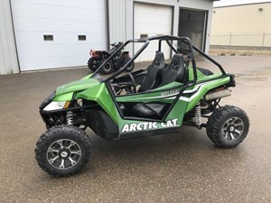 Arctic Cat Wildcat® 1000i H.O. 2012