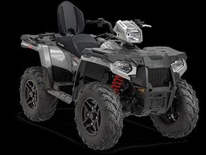 Polaris SPORTSMAN TOURING 570 SP TURBO SILVER / 27$/sem 2018