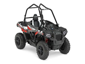 Polaris ACE® 570 SP Titanium Matte Metallic 2017