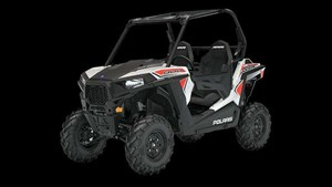Polaris RZR 900 WHITE 2019