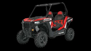 Polaris RZR 900 EPS INDI RED 2019