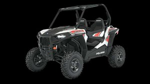 Polaris RZR S 900 WHITE 2019