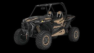 Polaris RZR XP 1000 TRAILS ET ROCKS BLACK 2019