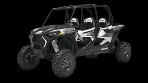 Polaris RZR XP 4 1000 WHITE 2019