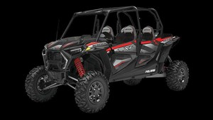 Polaris RZR XP 4 1000 RIDE COMMAND BLACK / 73$/sem 2019