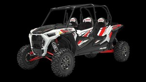 Polaris RZR XP 4 1000 DYNAMIX WHITE 2019