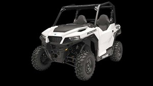Polaris GENERAL 1000 EPS WHITE 2019