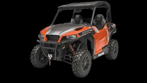 Polaris GENERAL 1000 EPS DELUXE ORANGE 2019