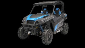 Polaris GENERAL 1000 EPS DELUXE TITANIUM 2019