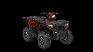 Polaris SPORTSMAN 570 CRIMSON 2019