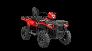 Polaris SPORTSMAN TOURING 570 RED / 34$/sem 2019