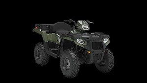 Polaris SPORTSMAN X2 570 GREEN 2019