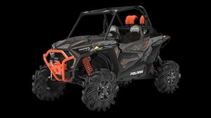Polaris RZR XP 1000 HIGH LIFTER BLACK / 69$/sem 2019