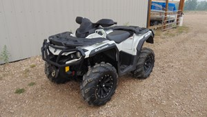 Can-Am OUTLANDER 800R XT 2015